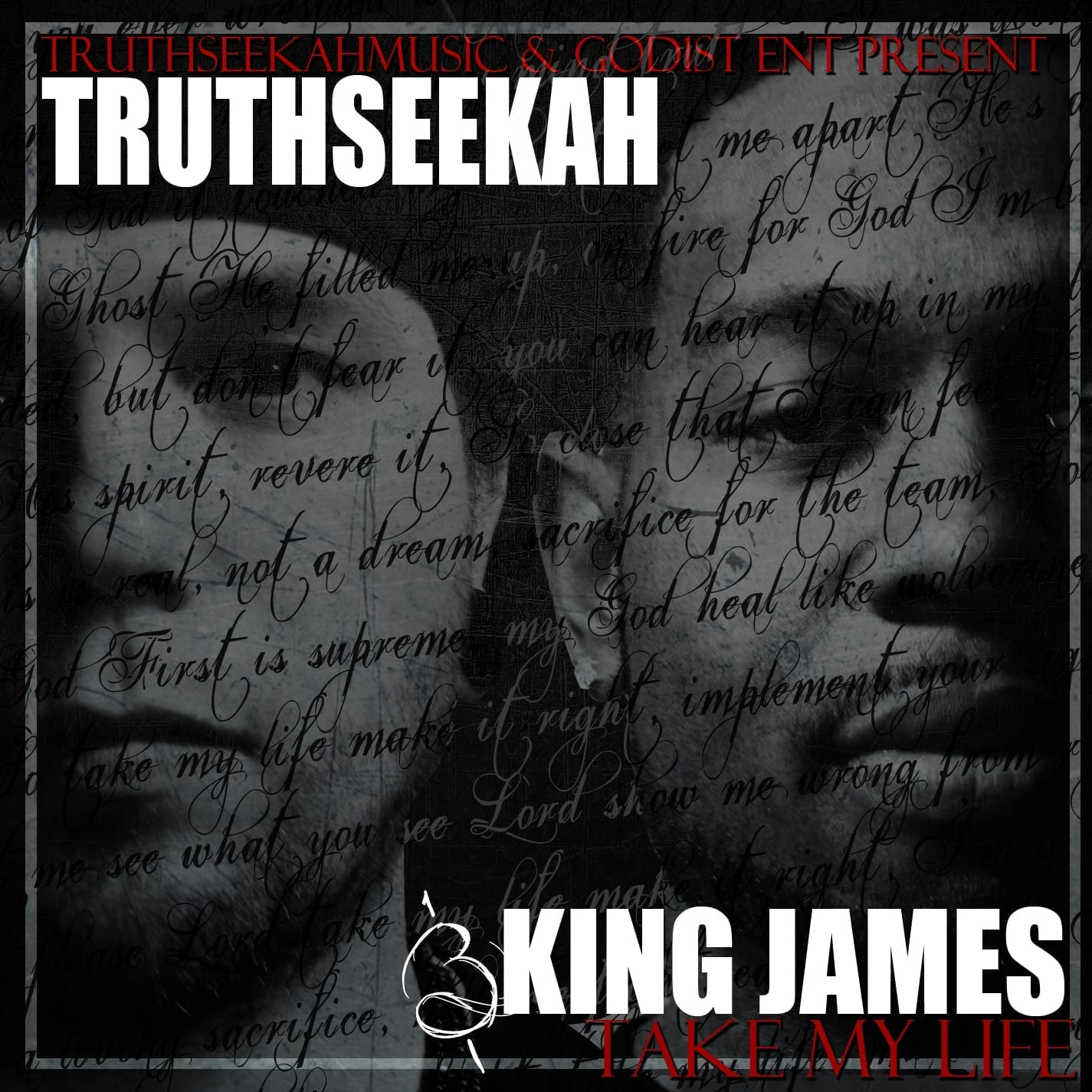 TRUTHSEEKAH & KING JAMES | TAKE MY LIFE ALBUM REVIEW