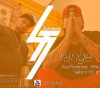 Team Swerve Releases New Visual Orange Juice EP Featuring Nando & Adam Yung