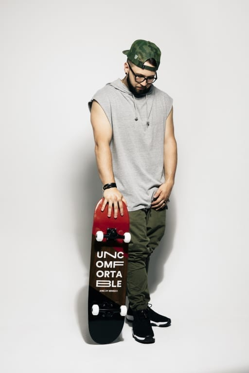 Andy Mineo Now I Know