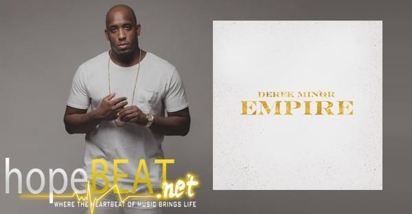 DEREK MINOR | EMPIRE | ALBUM REVIEW