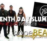 SEVENTH DAY SLUMBER // EXCLUSIVE INTERVIEW | hopeBEAT.net