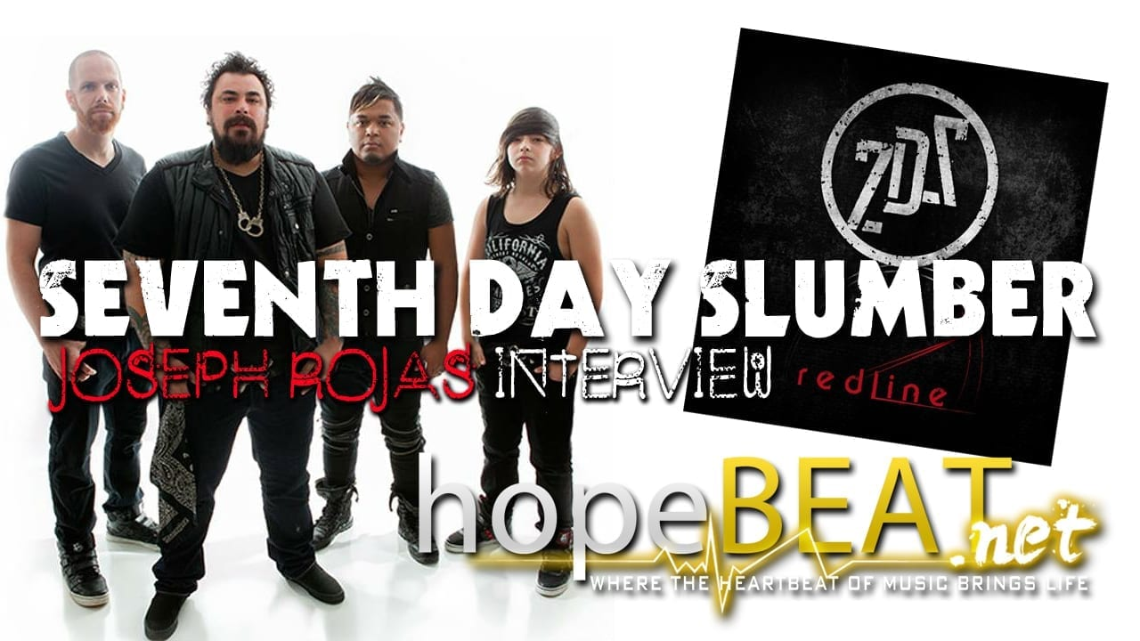 SEVENTH DAY SLUMBER // EXCLUSIVE INTERVIEW | hopeBEAT.net