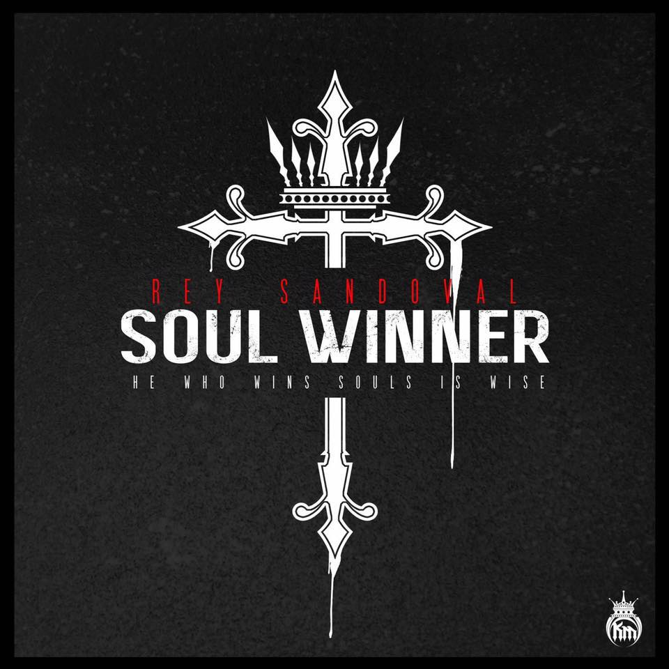 "Rey Sandoval Releases First Album of 2016 ""Soul Winner"""