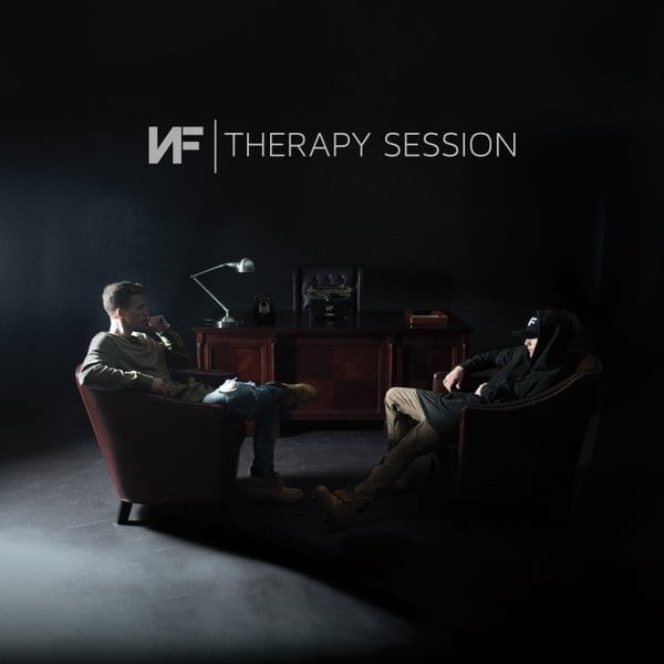 NF to release Therapy Session on April 22 and tells us about his record KEEP ON