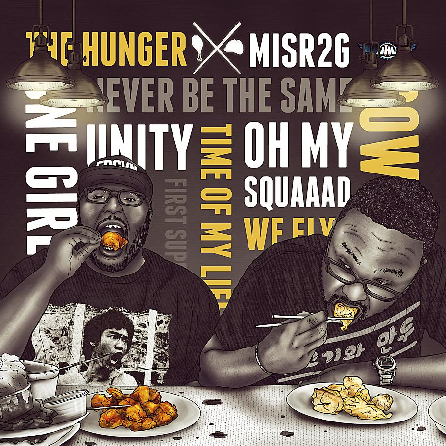 Cutright & Ike Hill Drop Video for (The Hunger)