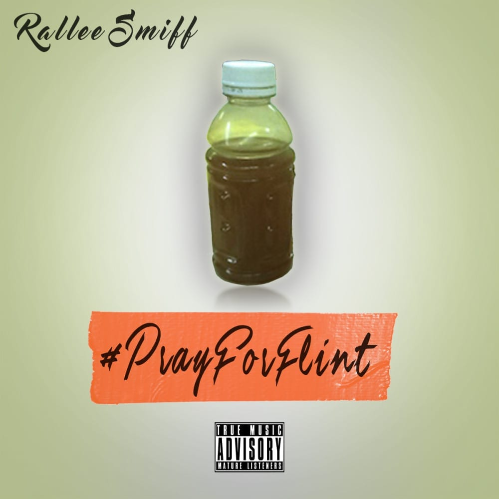 "CCH RAPPER ""Rallee Smiff"" Aim's to Raise Money and make Many aware of water crises in Flint, Michigan"