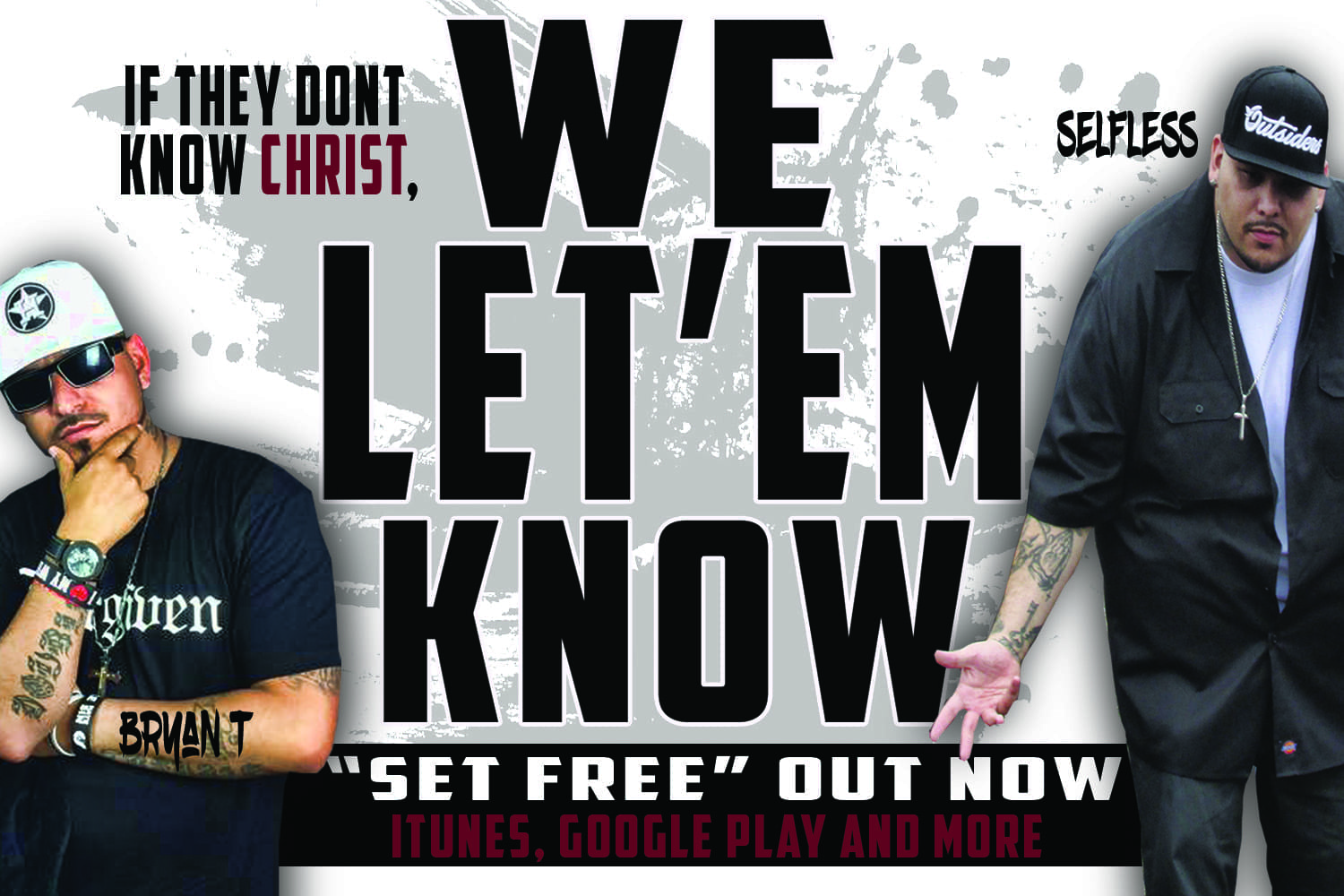 Selfless releases new song & video featuring Bryann T from Kingdom Music. Check It Out!