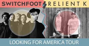 Switchfoot and Relient K Announce Looking For America Tour