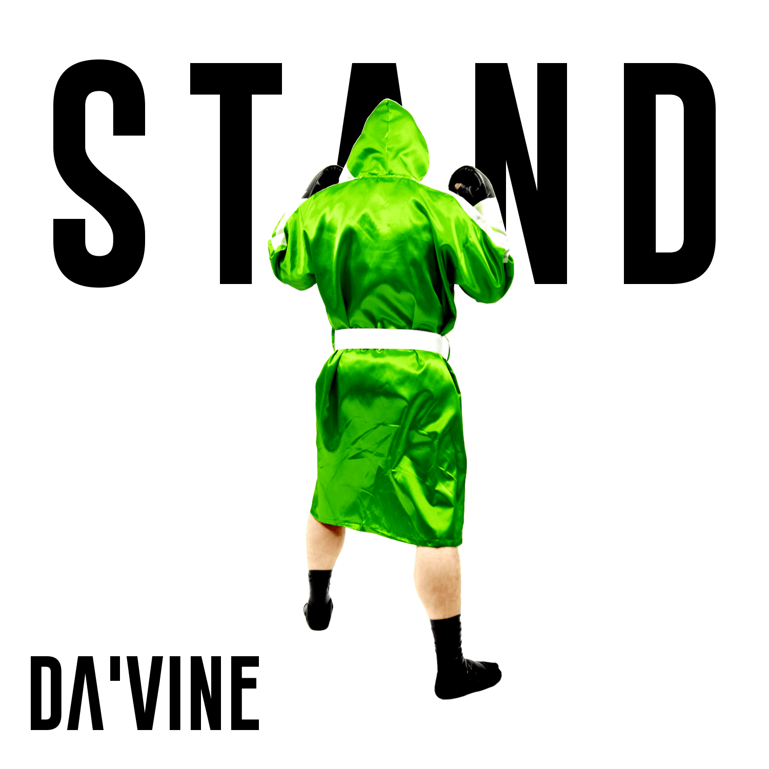 "TAKE A ""STAND"" WITH DA'VINE GET THE ALBUM"