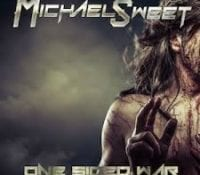 Michael Sweet Set to Release his seventh solo album One Sided War