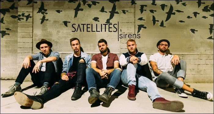 Satellites & Sirens Announce Fourth Full Length Album 'TANKS'