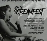 SOLID STATE RECORDS & NEW RELEASE GIVE YOU THAT FREE SON OF SCREAMFEST CD GET IT NOW !!!!