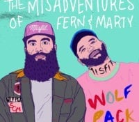 Social Club Misfits upcoming album The Misadventures of Fern & Marty.