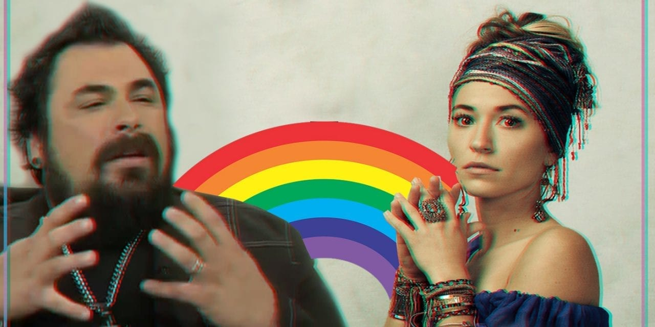 Lauren Daigle Drops The Ball On Homosexuality | Seventh Day Slumbers Front Man Chimes In